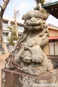 八幡神社(狛江市西野川)24