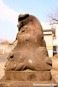 八幡神社(狛江市西野川)21