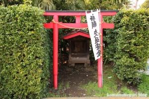 御嶽神社(狛江市西野川)1