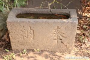 子之権現三島神社(狛江市西野川)3