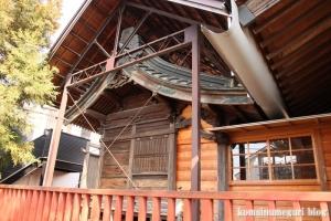 子之権現三島神社(狛江市西野川)9
