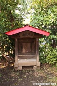 御嶽神社(狛江市西野川)2