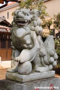 子之権現三島神社(狛江市西野川)4