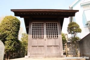 清稲荷大明神(調布市入間町)5