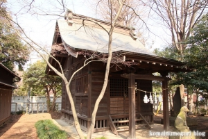 金子稲荷神社(調布市西つつじヶ丘)6