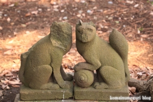 金子稲荷神社(調布市西つつじヶ丘)7
