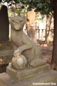 金子稲荷神社(調布市西つつじヶ丘)3