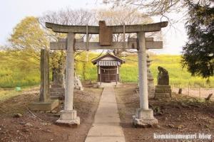 白山神社(羽生市上新郷)5