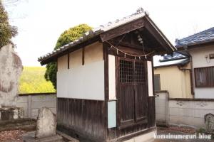御嶽神社(羽生市上新郷)7