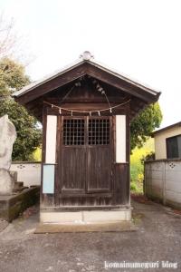 御嶽神社(羽生市上新郷)3