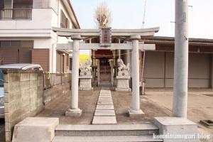 白山神社(行田市須加)1