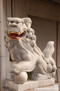 白山神社(行田市須加)3