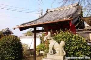 御蔵場稲荷神社(羽生市上新郷)11