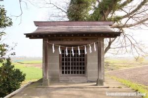 浅間神社(行田市須賀)4