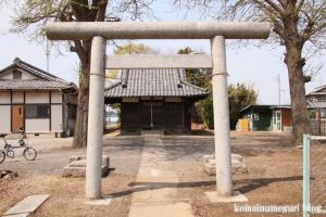 鷲宮神社(羽生市秀安)2