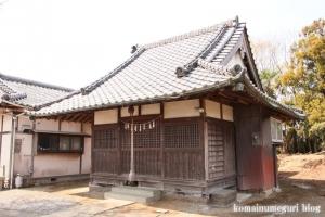 鷲宮神社(羽生市秀安)4