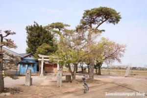 八幡神社(羽生市加羽ケ崎)1