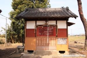 八幡神社(羽生市加羽ケ崎)5