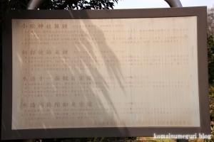 小松神社(羽生市小松)5