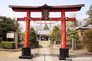小松神社(羽生市小松)2