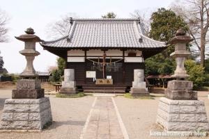 小松神社(羽生市小松)8