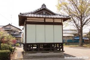 小松神社(羽生市小松)24