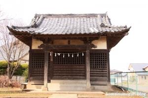 稲荷神社(羽生市下岩瀬)4