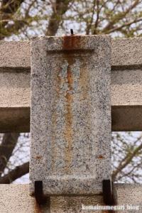 稲荷神社(羽生市下岩瀬)3