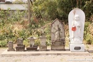 稲荷神社(羽生市中岩瀬)5