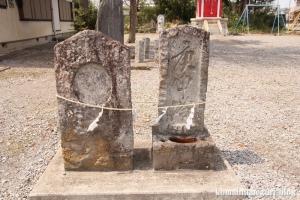 稲荷神社(羽生市中岩瀬)7