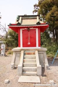 稲荷神社(羽生市中岩瀬)3