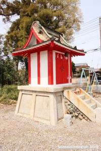 稲荷神社(羽生市中岩瀬)4