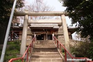 古江宮田神社(羽生市西)13