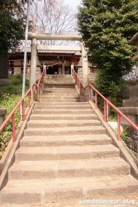 古江宮田神社(羽生市西)10