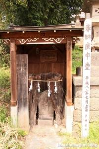 古江宮田神社(羽生市西)11