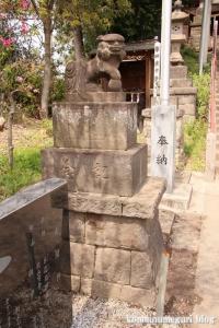 古江宮田神社(羽生市西)24