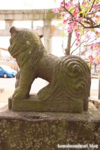 古江宮田神社(羽生市西)26