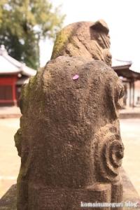 古江宮田神社(羽生市西)27