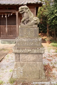 御霊社(羽生市上岩瀬)11