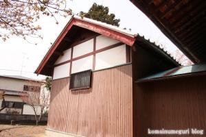 天神社(羽生市上新郷)8