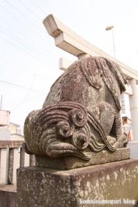 天神社(羽生市上新郷)11