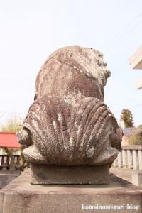 天神社(羽生市上新郷)16