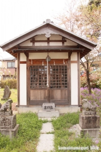 八幡社(羽生市桑崎)15