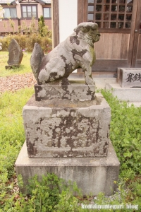 八幡社(羽生市桑崎)20
