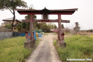 天神社(羽生市上川俣)3
