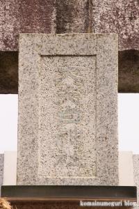 大白天神社(羽生市北)2