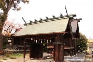 神明社(羽生市中央)8