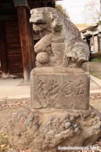 神明社(羽生市中央)12