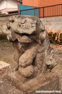 神明社(羽生市中央)13