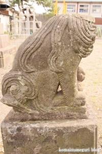 神明社(羽生市中央)14